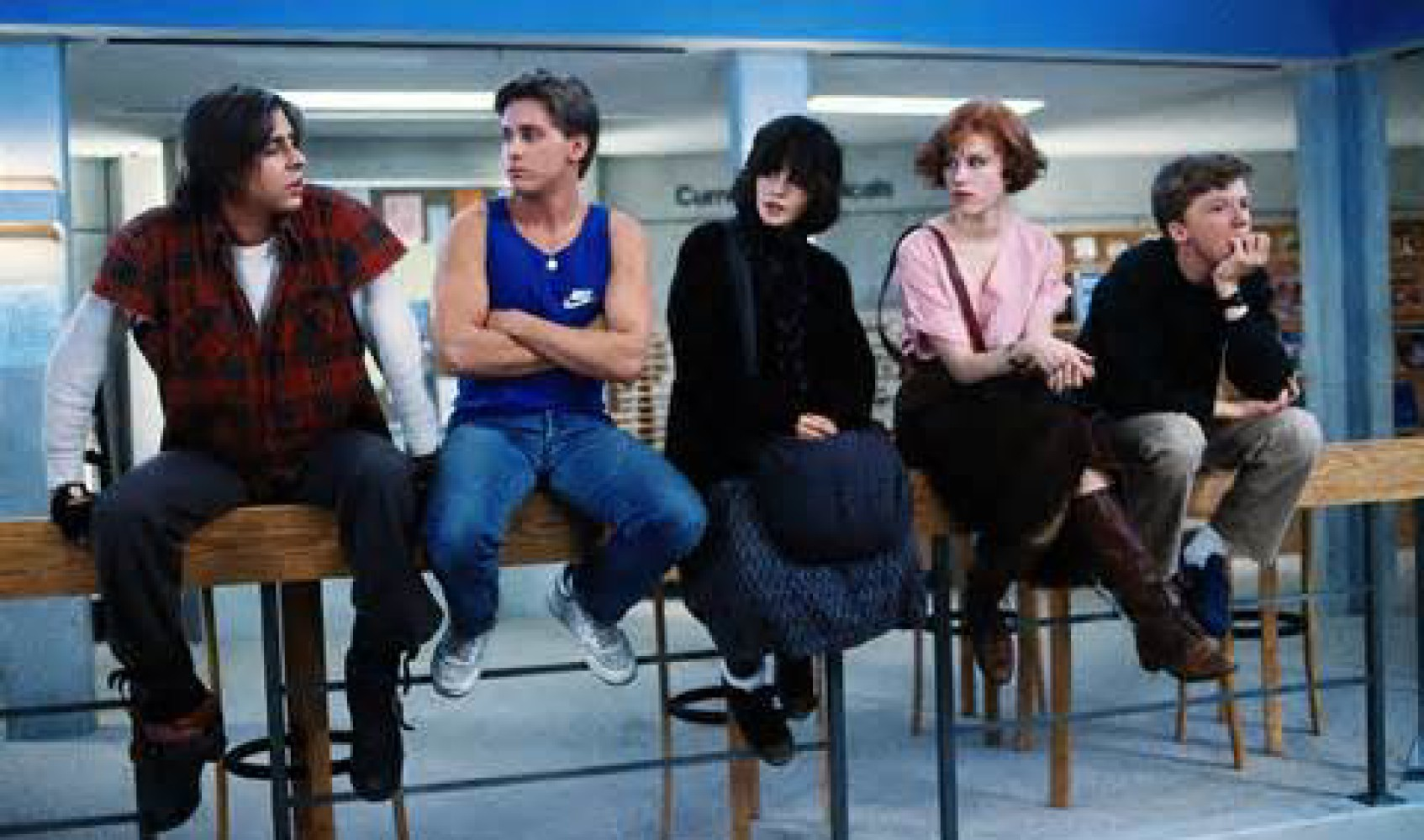 breakfast club self esteem essay Teenager faces more than the breakfast club this 1984 film, directed by john  hughes, is the story of five high schoolers completing a saturday detention (all  for.