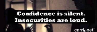 Dear Insecurity,