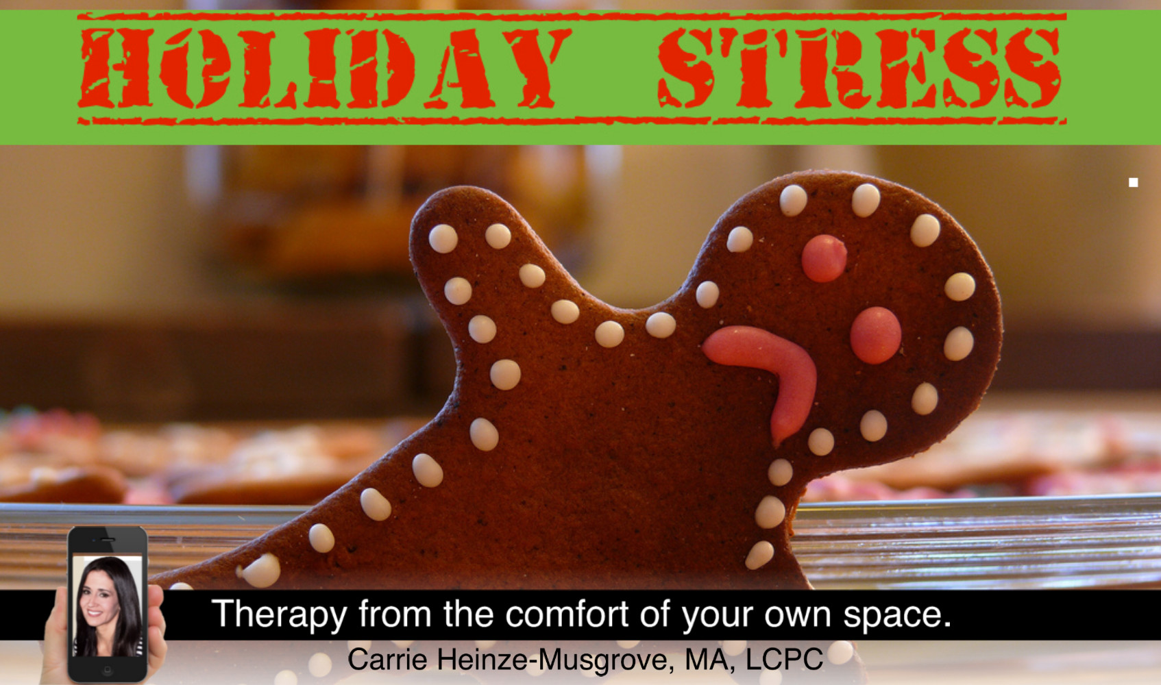 Do you get stressed around the holidays?